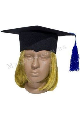 Квадратная шапка выпускника