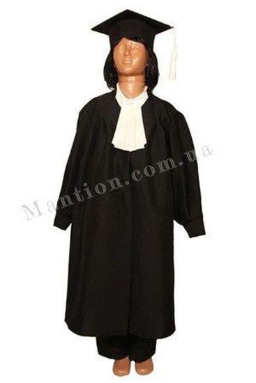шапка судьи