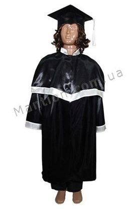 Детский костюм ученого