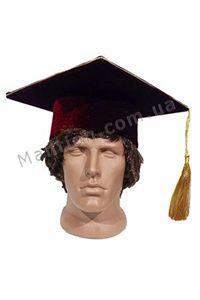 Изображение для категории Академические головные уборы из бархата