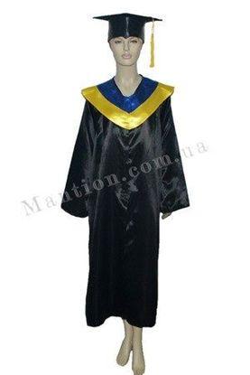 мантия выпускника