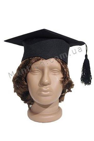 купить детскую шапку выпускника