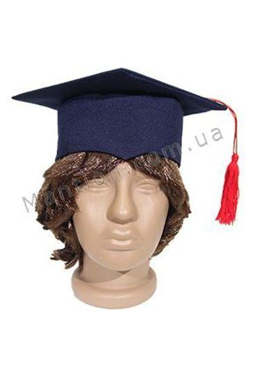 детские академические шапки