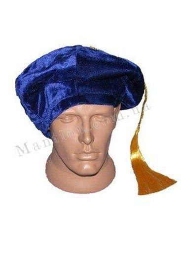 головной убор профессора