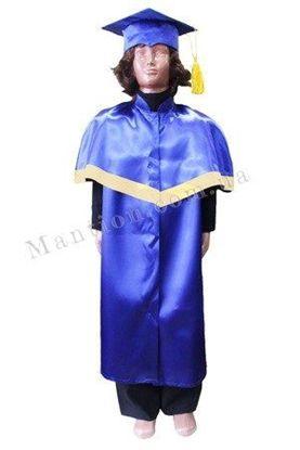 Дитяча мантія випускника