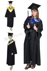 Зображення для категорії Академічні мантії великі розміри