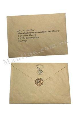 Письмо о зачислении в Хогвартс купить